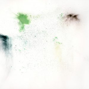 Thilo Heinzmann, O.T. 01/2010, Oil and pigment on canvas, 130 x 160 cm